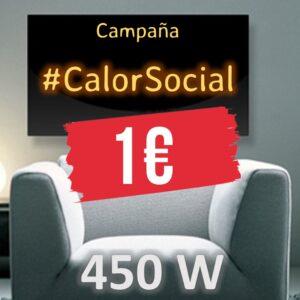 #CalorSocial