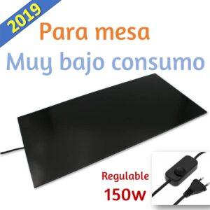 Radiador brasero bajo consumo