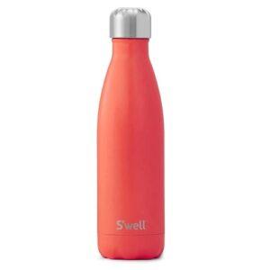 Botella térmica Swell reutilizableoxidable. 12 horas caliente y 24 horas frío