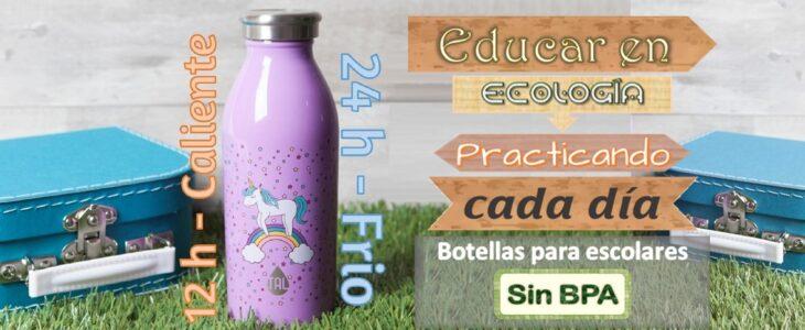 Botellas de agua para niños-botellas termicas