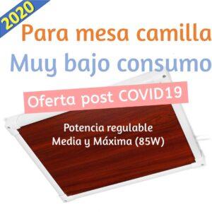 brasero - radiador - calefaccion - mesa camilla - ahorrar - 2